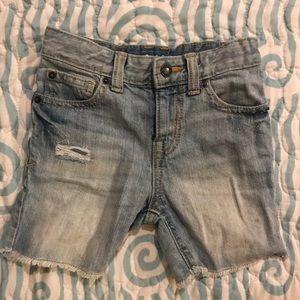 Toddler Denim Shorts